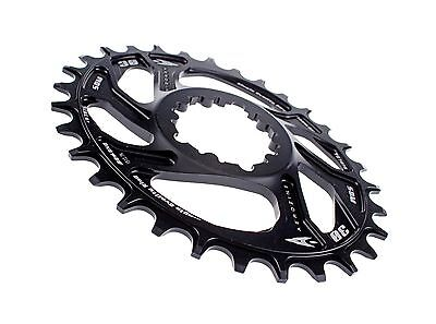 Aerozine SDM Oval Mountain Bike Single Chainring Direct Mount for Sram 11 Speed