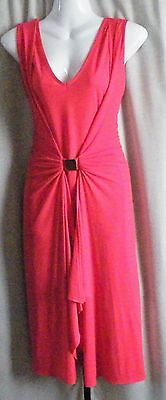 Dress by Wallis fab material & detail size 16