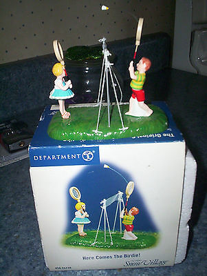 Dept 56 Lot of 5 Snow Village Collection