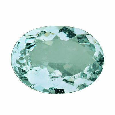 2.105Cts Magnificent Top Amazing Light Blue Natural Aquamarine Oval Gemstones