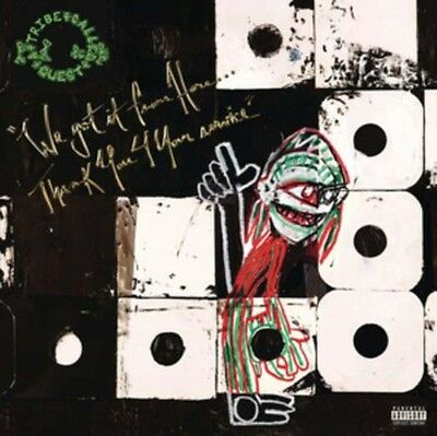 A TRIBE CALLED QUEST We got it from here 2LP Vinyl NEW PRE ORDER 23/12