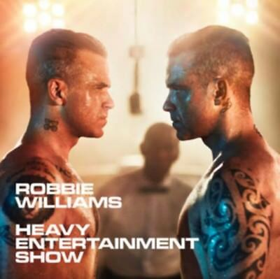ROBBIE WILLIAMS Heavy Entertainment Show 2LP Vinyl NEW PRE ORDER 16/12