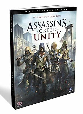 Assassin's Creed Unity Prima Official Game Guide Mike Searle Prima Games Broche