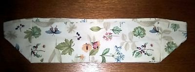 Bread Basket Liner from Longaberger Botanical Fields fabric! New!