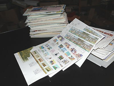 Australia fantastic FDC hold from Collectors etate, ca. 450 pieces !! (a120