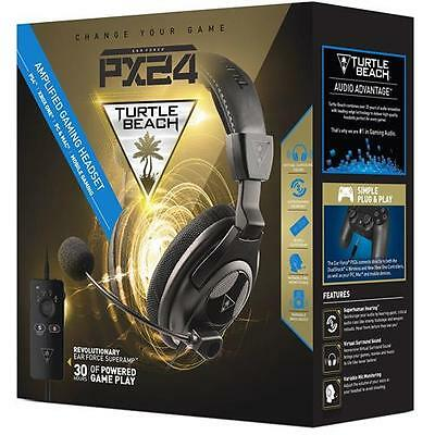 Turtle Beach Ear Force PX24 Amplified Gaming Headset Chat for Xbox One/PS4/PC