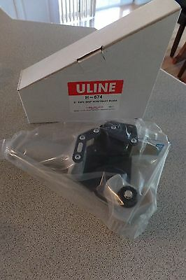 "Uline Safety Tape Dispenser With Retractable Blade - 2"" - #h-674"