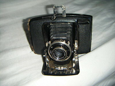 Very Rare EBNER Bakalite Folding  film Camera