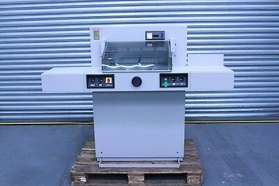 Ideal 5221 Paper Guillotine (£1995 + VAT)