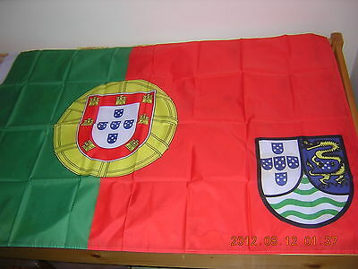 NEW Pre-1974 Portuguese Macau Colonial Government Ensign Flag 3 ft X 5 ft Macao