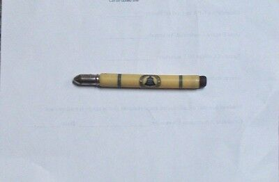 Vintage Bell Telephone System BULLET Pencil WITH LOGO MOUNTAINS STATES AT&T