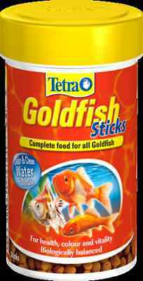 TETRA TETRAFIN GOLDFISH FOOD STICKS 93g/250ml EAN 4004218747449