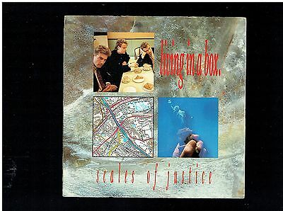 Living In A Box Scales Of Justice Ps 45 1987