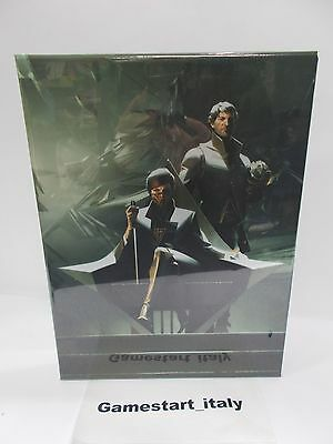 The Art Of Dishonored 2 Limited Hardcover Edition - Nuovo New