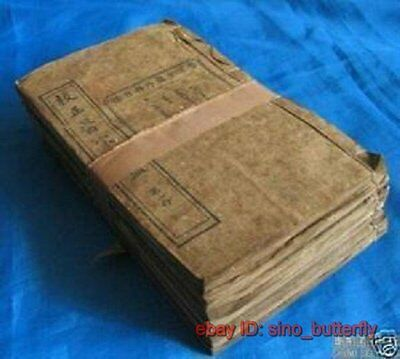Collectables Health old famous chinese medical acupuncture 10 books