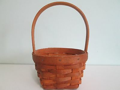 Longaberger 1993 May Series Lily of the Valley Basket