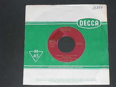 7-Single-Beat-THE BACHELORS-I wouldn't trade you for the world--SALE !!