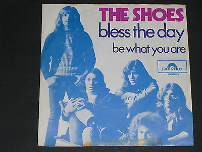 7-Single-Beat, Rock-THE SHOES-Bless the day