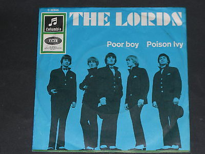 7-Single-Beat-THE LORDS-Poor Boy