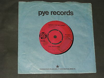 7-Single-Beat-THE SEARCHERS-Sweets for my sweet