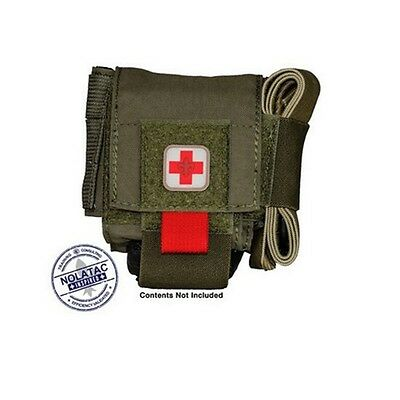 High Speed Gear 12O3D0MC On or Off Duty Medical Pouch MultiCam