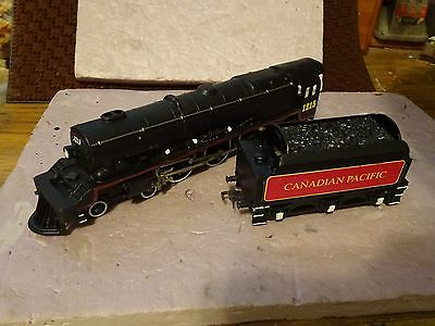 Hornby Dublo Canadian Pacific engine & tender conversion
