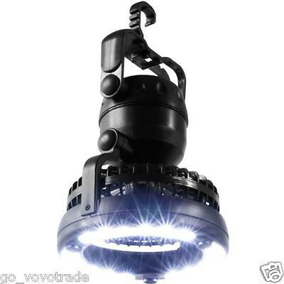 2 in 1 Camping Light 18 LED and Ceiling Fan Outdoor Hiking Flashlight