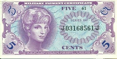 Us Mpc Series 641 5 Cents