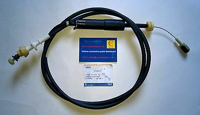 Mondeo Throttle Cable 1800D 1996-1998 Ford Genuine Part 1043670