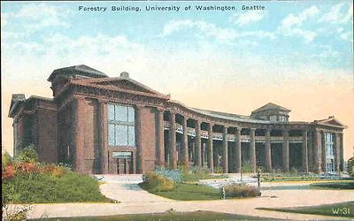 (3xp) Seattle WA - Forestry Building, Univers