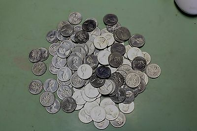 Canada 50 cents lot 119 coins 1968 69 70 71 72 73 74 75 76 77 78 79 80 81 85