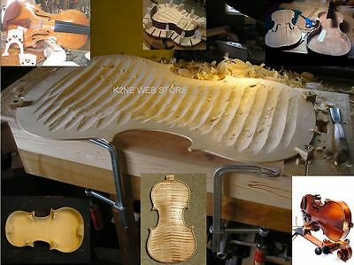 BUILD RESTORE REPAIR MODIFY VIOLINS VINTAGE HOW-TO ON CD Fiddle Music Classical