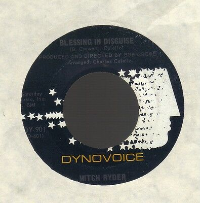 MITCH RYDER Blessing In Disguise DYNOVOICE VG++