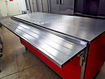 37023 Vollrath Equipment Cabinet - Used with under storage