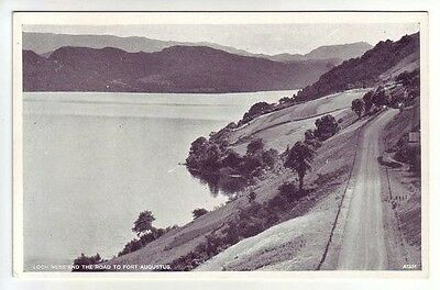 Loch Ness And The Road To Fort Augustus JB White Best Of All Series A1351 Old PC