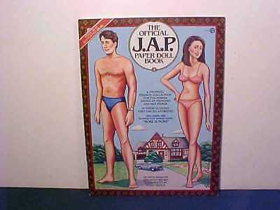 The Official J.a.p. Jewish American Princess Paper Doll Book