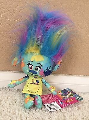 TROLLS 2016 MOVIE Harper Hug N Plush Stuffed 12' Doll DREAMWORKS