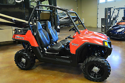2013 Polaris RZR 800 EFI PROJECT NO RESERVE Razor Side By Side SXS Clean Title