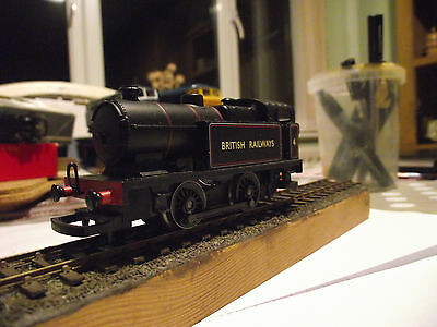Hornby 0-4-0 British Railway No 5  black loco