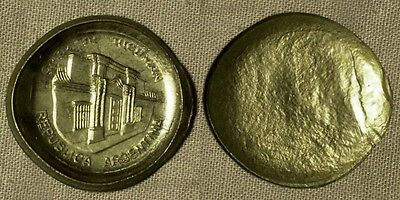 Error: Argentina Multi Struck Capped Die (very Large)  EC1505