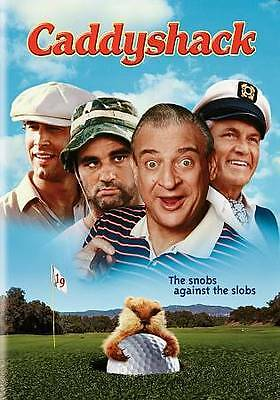 Caddyshack (2010 DVD; Widescreen) Chevy Chase, Rodney Dangerfield
