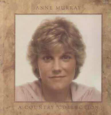 Anne Murray A Country Collection NEAR MINT Capitol Vinyl LP