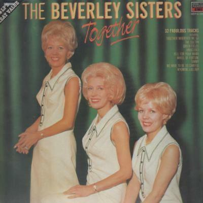 The Beverley Sisters Together NEAR MINT Music for Pleasure 2xVinyl LP