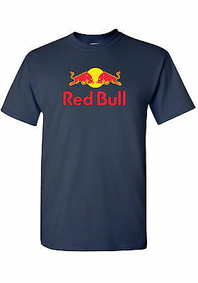 Redbull Racing   T Shirt     Red Bull Energy   Unisex & Ladies   Many Colours