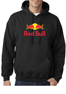 Redbull Hoodie !    .... Grey / Black   Red Bull Racing Unisex Hood
