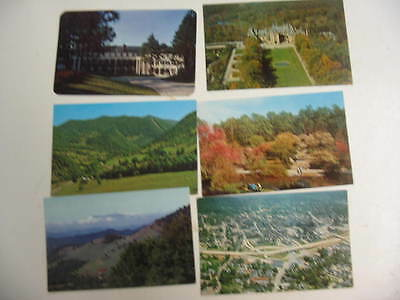 100 North Carolina Postcard Lot