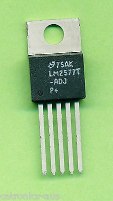 LM2577T-ADJ 6A Step-Up Switching Regulator NOS x 2 Pieces *** AUS Seller ***