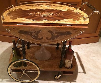 Tea and Drinks Trolley