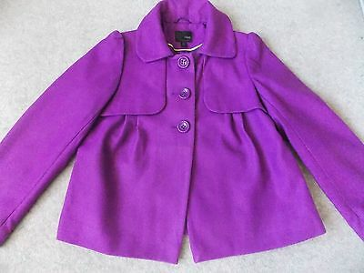 NEXT Girls Winter Coat Jacket Age 11-12 Years EXCELLENT CONDITION Fully Lined