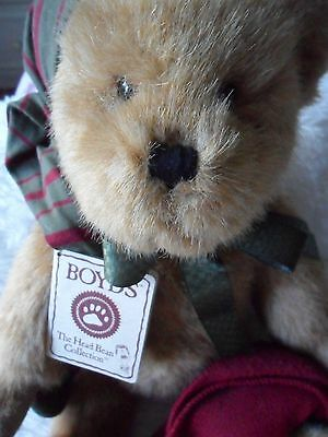 "Boyds Bear platinum collection  edition  teddy 15"" NEW"